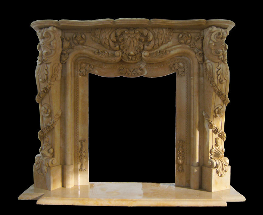Pasadena Marble Fireplaces Sale Ornate French Mantels