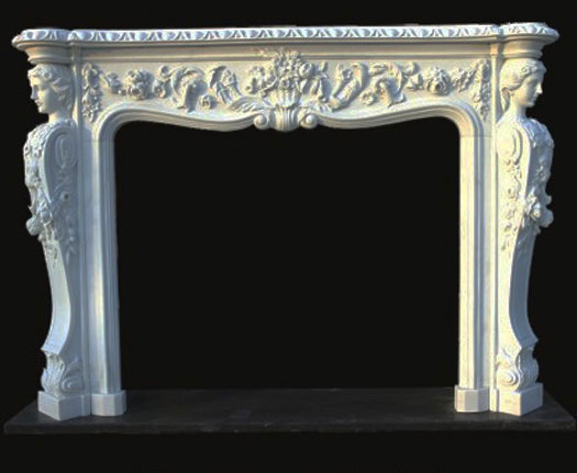 Model 23 Marble Mantels Victorian Antique Marble Fireplaces