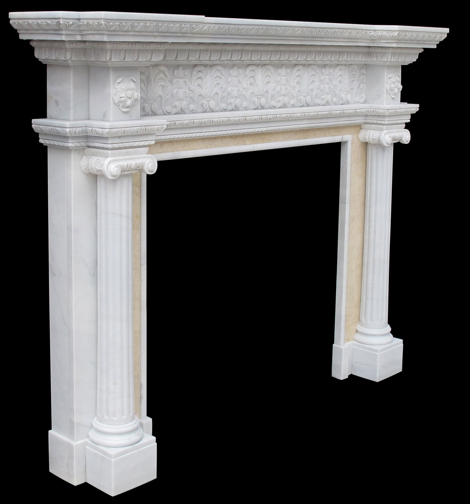 Ionic Albany New York Fireplace Sale